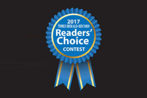 2017 Readers' Choice contest