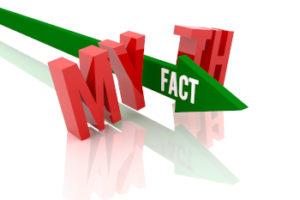 Facts break through myths