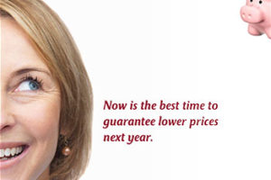 Guarantee lower prices