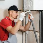 Home heating technician