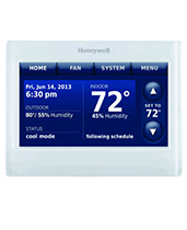 Prestige® 2-Wire IAQ Thermostat