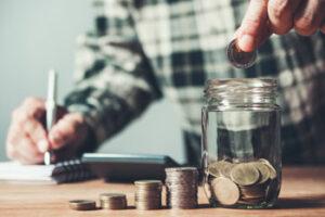 Ways that a service plan saves you money