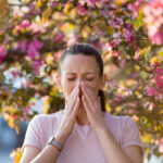 Ways to cope with spring allergies