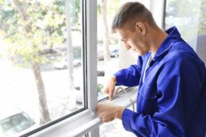 Window sealing foam
